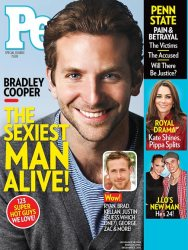 "Click here to see Bradley Cooper discuss being the 2012 ""Sexiest Man Alive"" with Ellen."